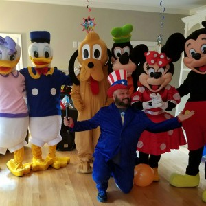 Costume Characters & More - Costumed Character / Children's Party Magician in Boston, Massachusetts