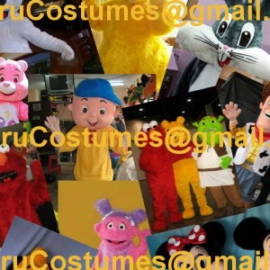 Costume mascot manufacturer - Party Favors Company in Orlando, Florida