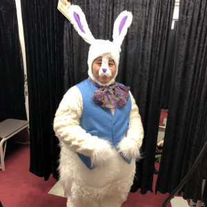 Costumed Performer - Easter Bunny in Seattle, Washington