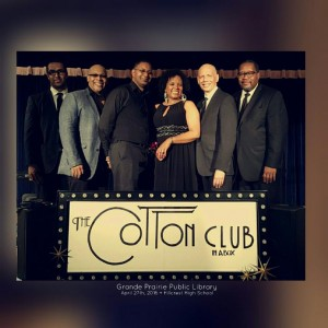 Cotton Club in a Box - Jazz Band / Jazz Singer in Chicago, Illinois
