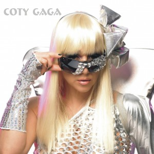 Coty Gaga Coty Alexander as Lady Gaga