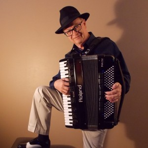 Count Binkley - Accordion Player / Mardi Gras Entertainment in Wichita, Kansas