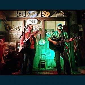 County Line - Acoustic Band in Leland, Mississippi