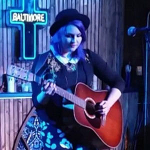 Courtney Hrach - Singer/Songwriter in Canmore, Alberta