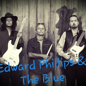 Edward Phillips and The Blue - Blues Band in Aiken, South Carolina