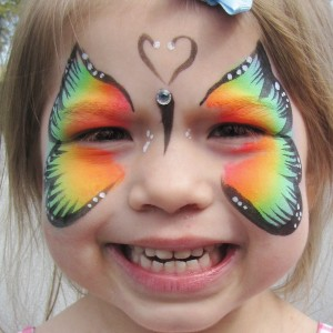 Couture Portraits and Face Painting - Face Painter / Airbrush Artist in Campbell River, British Columbia