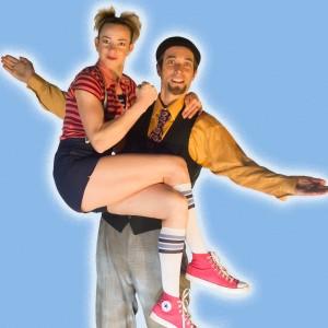 Coventry & Kaluza - Circus Entertainment / Clown in El Sobrante, California