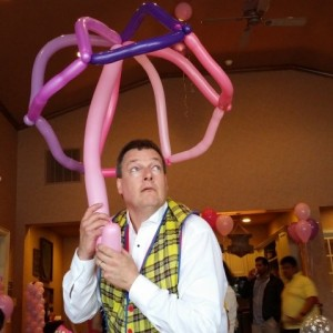 Cow Town Twister - Balloon Twister / Outdoor Party Entertainment in Worthington, Ohio