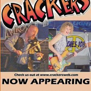 Crackers - Musical Comedy Act in Hamilton, Ontario
