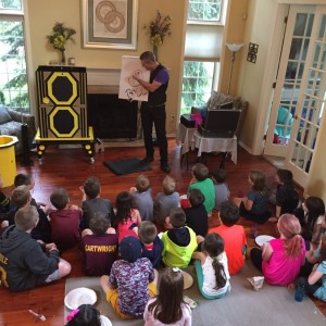 Craig's Cool Magic - Children's Party Magician / Halloween Party Entertainment in Birmingham, Michigan