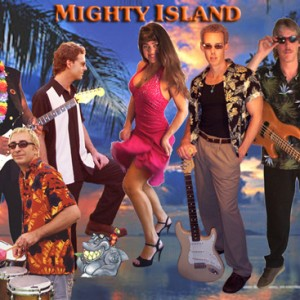 Craig's Mighty Island - One Man Band in La Jolla, California