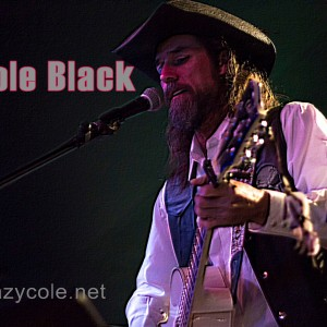Cole Black & Southern Steam - Classic Rock Band / Guitarist in Las Vegas, Nevada