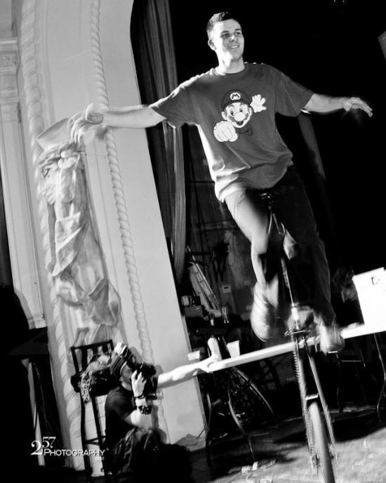 Hire Crazy Craig Juggling Variety Show Juggler In