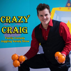 Crazy Craig Juggling Variety Show - Juggler / Children's Party Entertainment in Livonia, Michigan