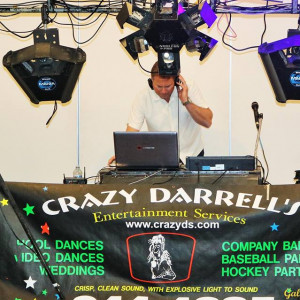 Crazy Darrell's Entertainment - DJ in Edmonton, Alberta