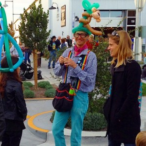 Crazy Mad Productions - Balloon Twister / Stilt Walker in Sebastopol, California