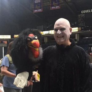 Crazy Uncle Fester - Look-Alike in Cleveland, Ohio