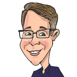 crazyben Digital Caricatures - Caricaturist in Toronto, Ontario