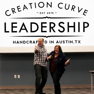 Kimberly and Coach - Leadership/Success Speaker in Austin, Texas