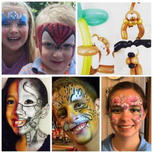 Creative Designs - Face Painter / Balloon Twister in White Plains, New York