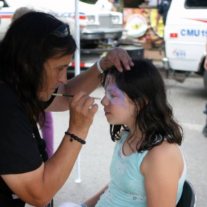 Creative Expressions - Face Painter / Outdoor Party Entertainment in Toronto, Ontario