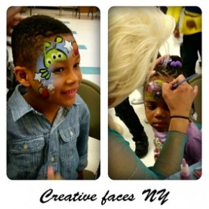 Creative Faces - Face Painter in Brooklyn, New York
