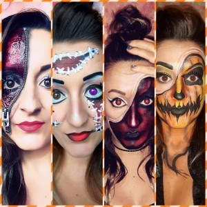 Creative Faces by Venessa - Face Painter / Halloween Party Entertainment in Port Colborne, Ontario