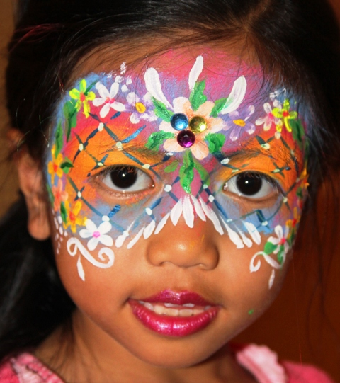 Mobile Henna Artist Los Angeles Ca: Hire Creative Faces Face Painting And Henna Tattoos