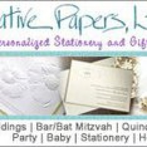 Creative Papers, Ltd. - Wedding Invitations in Shrewsbury, Massachusetts