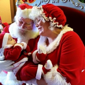 Santa Claus - Orange County - Santa Claus / Wedding Officiant in Orange County, California