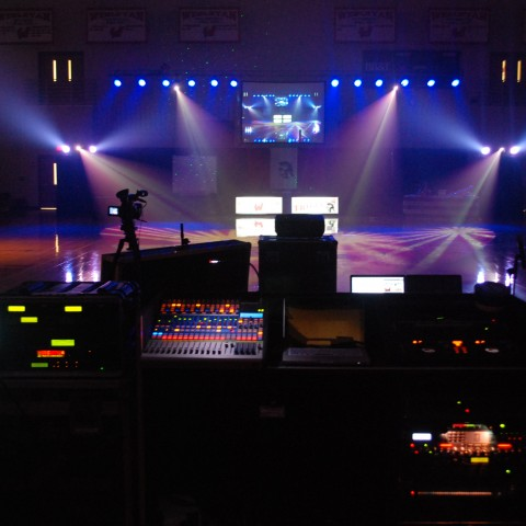 Hire Creative Sound And Lighting Sound Technician In
