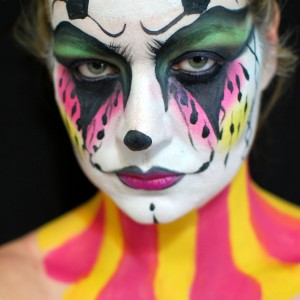 Creative works by christine - Face Painter / Halloween Party Entertainment in Armstrong, British Columbia