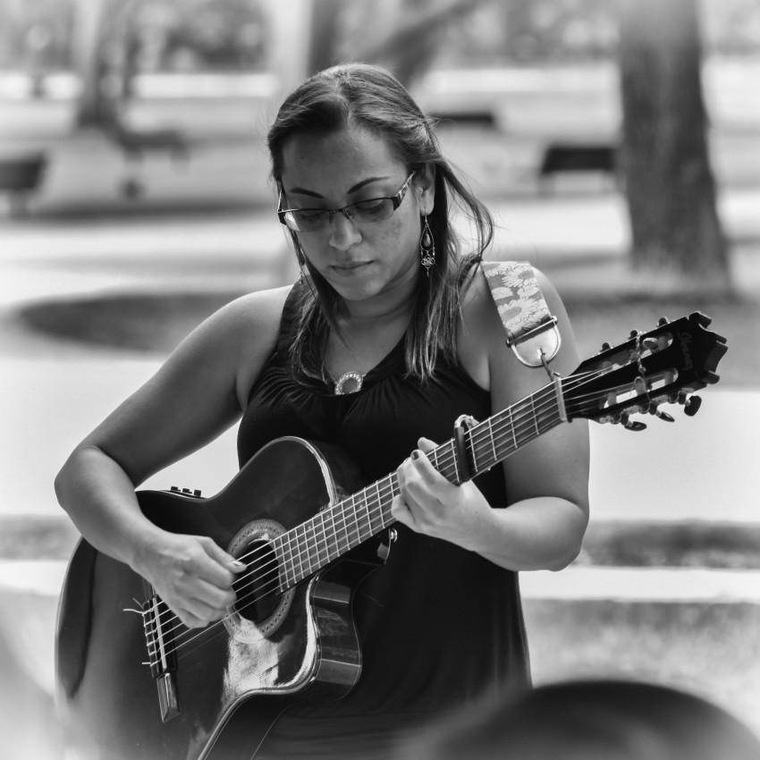 Violinist In Tampa, Florida