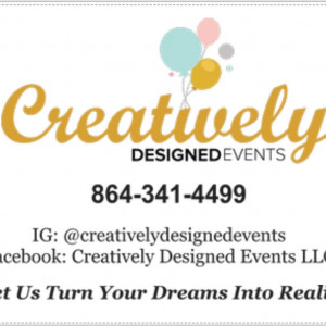 Creatively Designed Events - Event Planner / Party Decor in Greenville, South Carolina