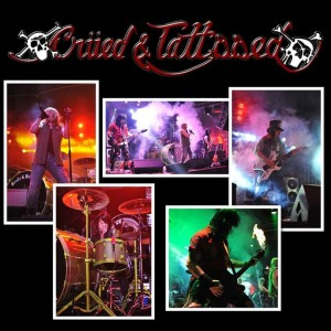 Crüed and Tattooed - Motley Crue Tribute Band / Tribute Band in North Richland Hills, Texas