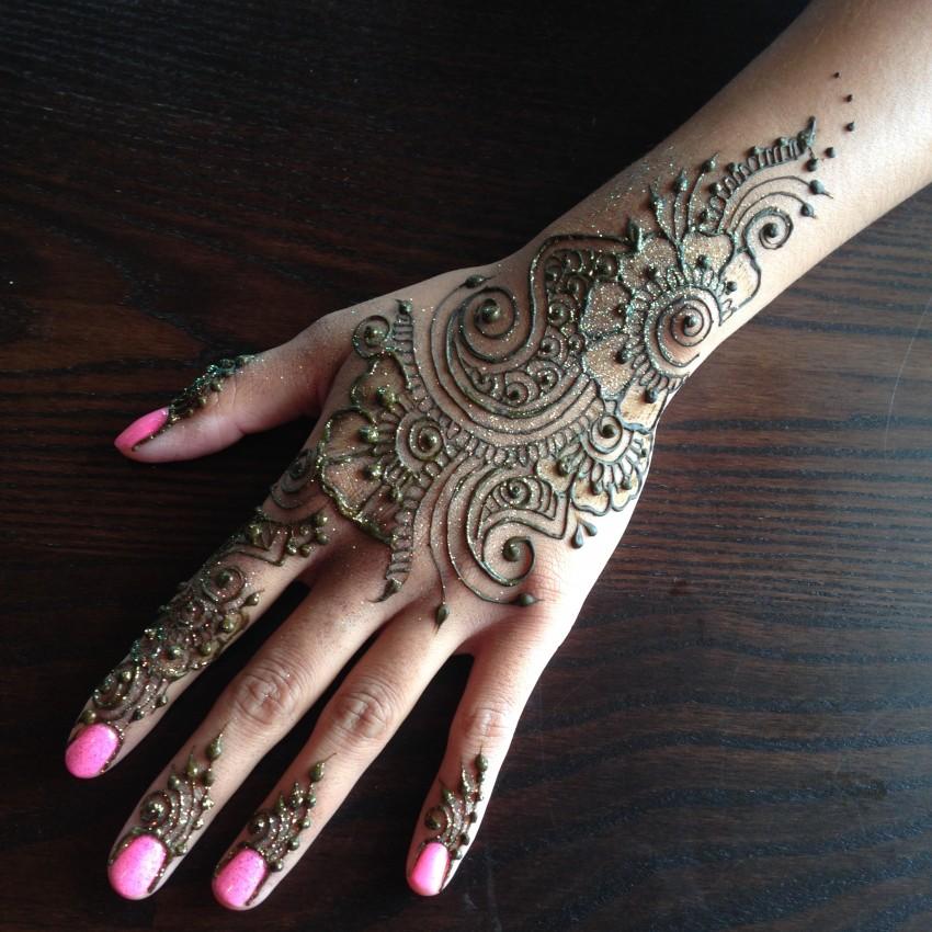 Henna Tattoo Chicago Near Me: Henna Tattoo Artist In Chicago