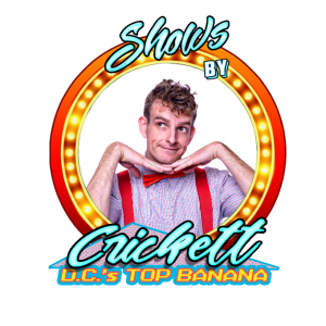 Crickett - Circus Entertainment / Comedy Magician in Washington, District Of Columbia