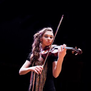 Crista Guthrie - Violinist in Salt Lake City, Utah