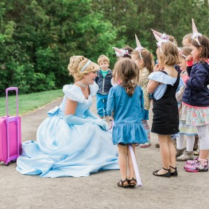 Crown Me Princess Parties - Princess Party in Markham, Ontario
