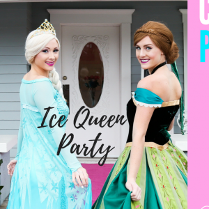 Crowned Careacters - Princess Party in San Jose, California