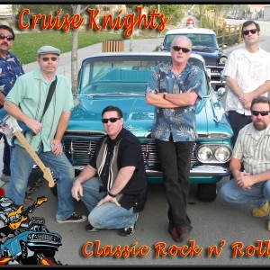 Cruise Knights - Classic Rock Band in Santa Paula, California