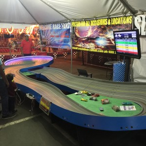 Cruzin Slot Car Racing - Mobile Game Activities / Outdoor Party Entertainment in San Marcos, California