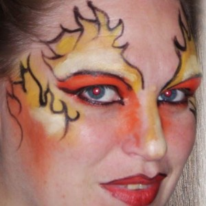 Crysta Barton's Phantastical Faces - Face Painter in Woods Cross, Utah