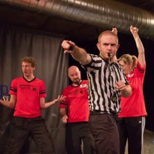 CSz Seattle Roadshow Entertainment and Team Building Training - Comedy Improv Show in Seattle, Washington