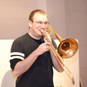 Curtis Swike - Trombone Player / Brass Musician in Dallas, Texas