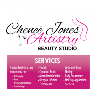 Cheneè Jones Artistry Beauty Studio - Makeup Artist in Raleigh, North Carolina