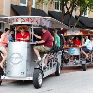 Cycle Party - Party Bus in Fort Lauderdale, Florida