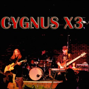 Cygnus X3 RUSH tribute - Tribute Band in Lewisville, Texas
