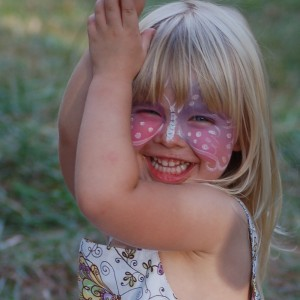 Cyndi's Faces Face Painting and Body Painting - Face Painter / Outdoor Party Entertainment in Louisburg, North Carolina
