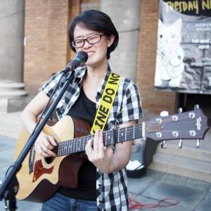 Cynthia Wang - Singing Guitarist in Los Angeles, California